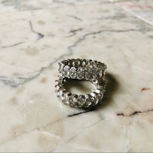 Jewelry - Oval Eternity Rings